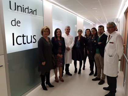 La Unidad de Atención al Ictus del Hospital de Jaén comenzará a funcionar el próximo 21 de enero