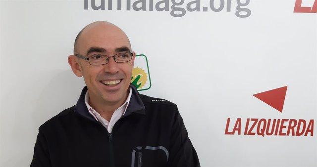 Eduardo Zorrilla, IU Málaga