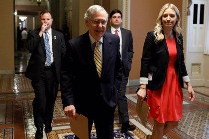 El líder republicano en el Senado pide comprensión a los demócratas para impedir la suspensión del Gobierno