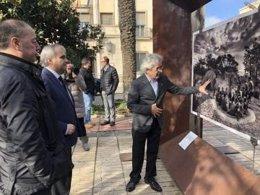 Exposición Génesis en Badajoz