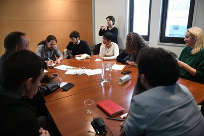 """Iglesias apoya a Podem en la campaña de 2019: """"La Comunitat Valenciana es estratégica para el cambio político en España"""""""