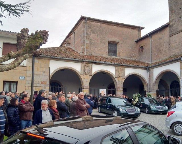 Funeral  por Amable Bedriñana