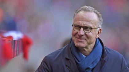 Rummenigge amplía su contrato con el Bayern hasta finales de 2021