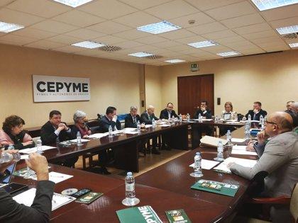 CEPYME Aragón anima a participar en la concentración contra el cierre de la Térmica de Andorra el 12 de enero