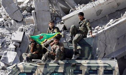 Francia ratifica su apoyo a las FDS ante el repliegue militar de EEUU en Siria