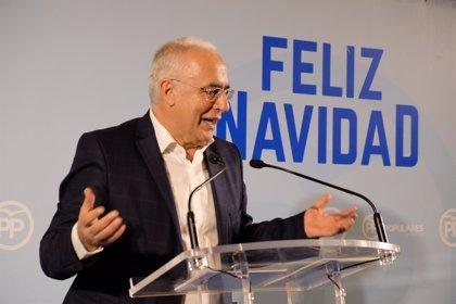"""Ceniceros: """"Somos un partido fuerte y unido que se sustenta en valores como la libertad, igualdad y defensa de La Rioja"""""""