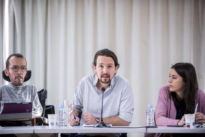Los candidatos de Iglesias copan las listas de Podemos al Congreso y al Senado de las generales