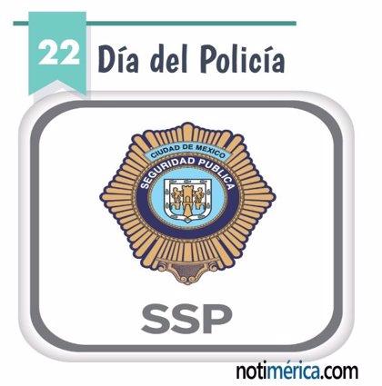 22 de diciembre: Día del Policía en Ciudad de México, ¿por qué se conmemora esta efeméride?