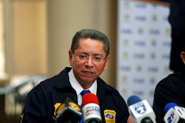 Fiscal General de El Salvador, Douglas Melendez