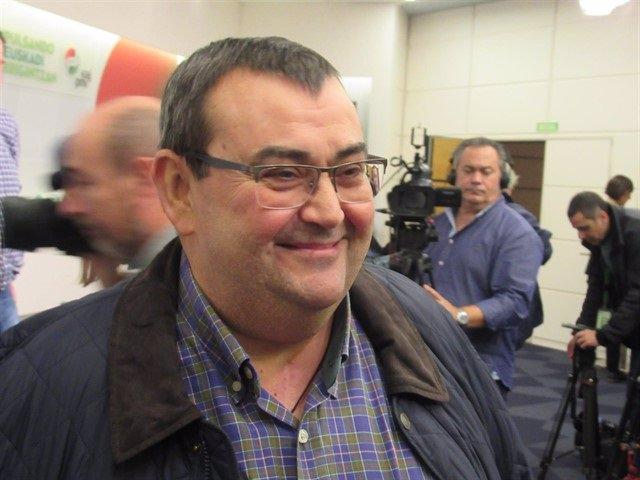 El responsable del Área Institucional del PNV, Koldo Mediavilla