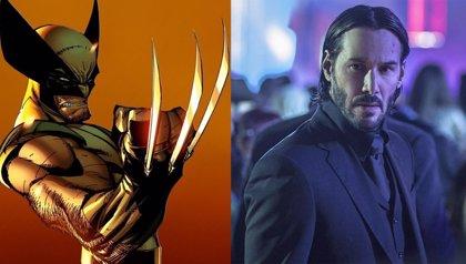 Así sería Keanu Reeves como Lobezno