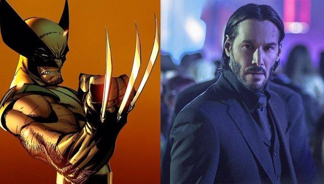 Keanu Reeves como Lobezno