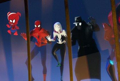 Las escenas postcréditos de Spider-Man Un nuevo universo, explicadas