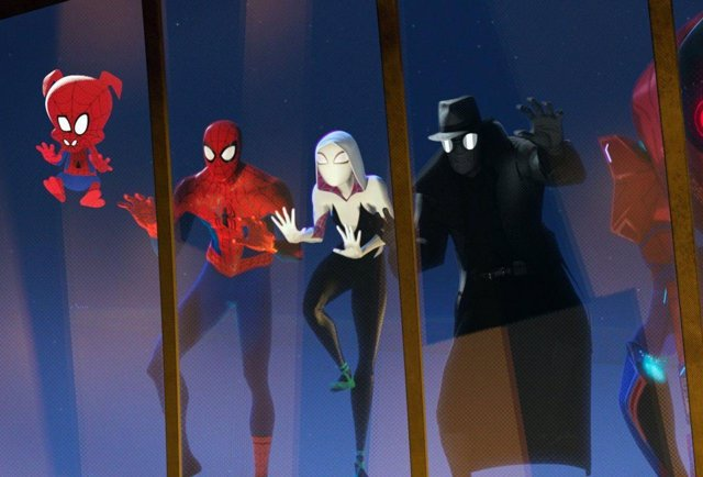 Spider-Man: Un nuevo unvierso
