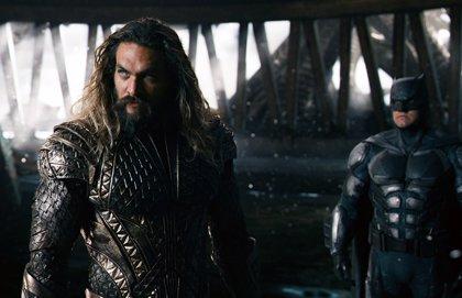Así conecta Aquaman con Liga de la Justicia