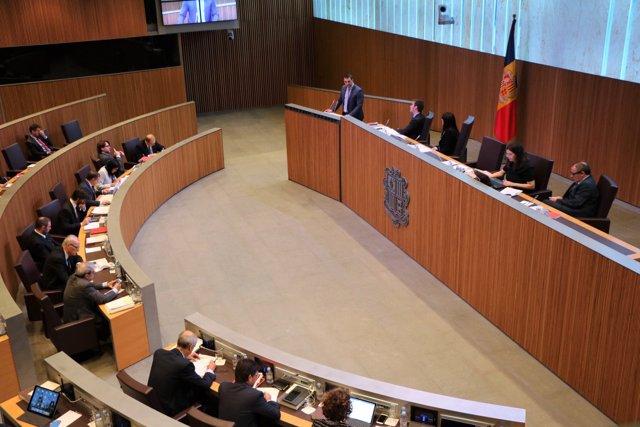 Consell General d'Andorra (parlament)