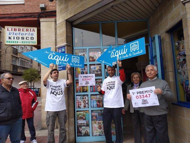 Valladolid.- Administración de la calle Embajadores