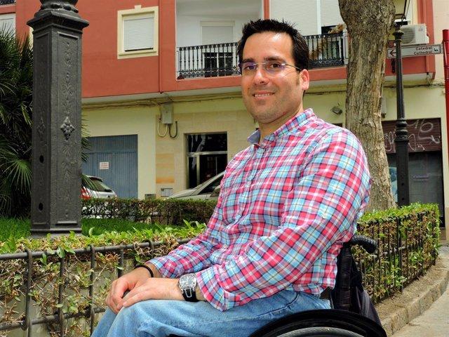 El socialista Pedro Díaz