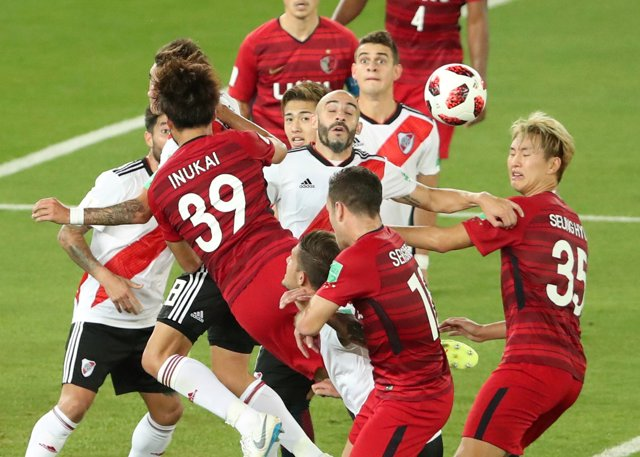 Soccer Football - Club World Cup - Third Place Playoff Match - Kashima Antlers v