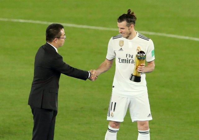 Bale, Balón de Oro del Mundial de Clubes