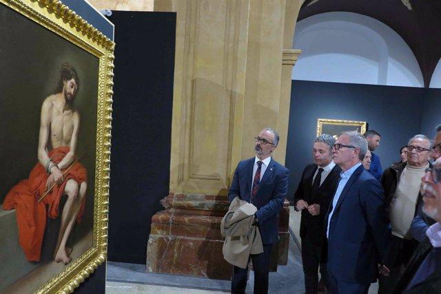 El ministro de Cultura y Deportes, José Guirao, visita Caravaca de la Cruz