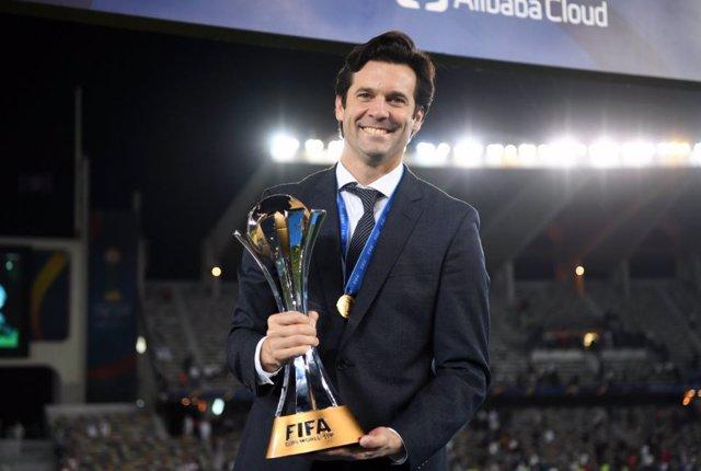 Santiago Solari logra su primer título con el Real Madrid