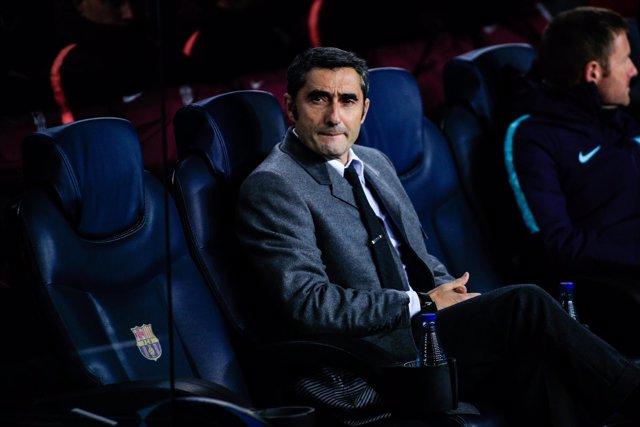 SOCCER: FOOTBALL - CHAMPIONS LEAGUE - FC BARCELONA v TOTTENHAM