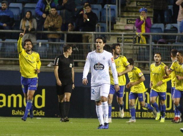 Cádiz - Deportivo de La Coruña