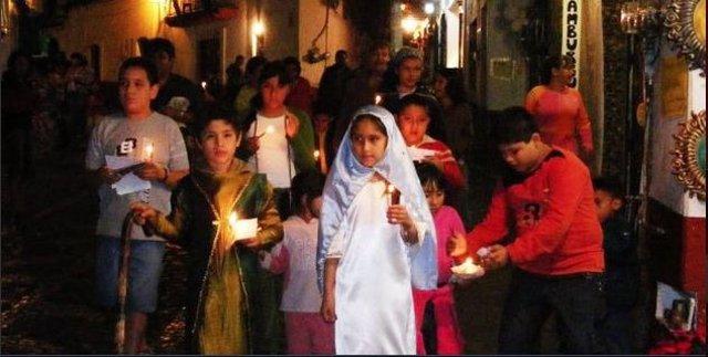 El origen de las posadas mexicanas en Navidad