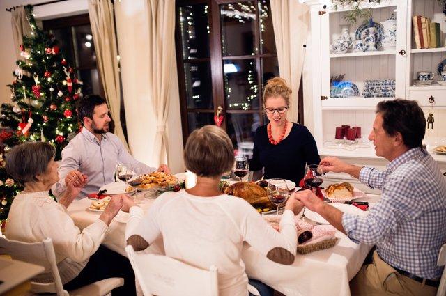 Cómo comeer en Navidad sin sentirse culpable