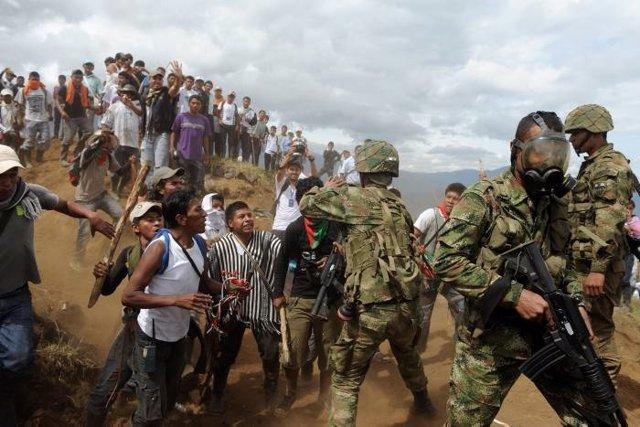 Foto archivo FARC