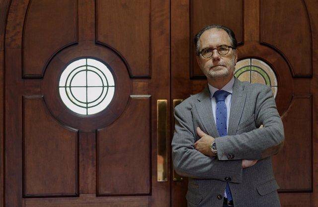 Entrevista de Europa Press al presidente del Tribunal Superior de Justicia de Ma