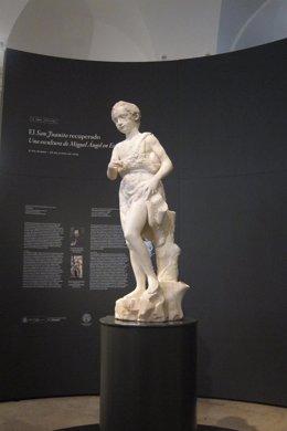 El 'San Juanito' de Miguel Ángel. Museo del Prado