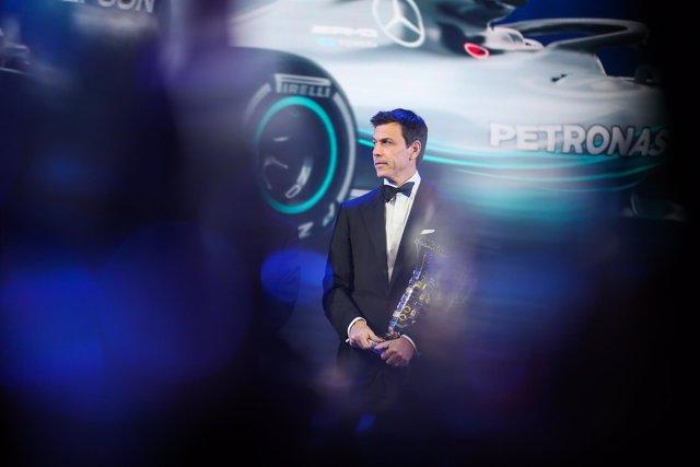 AUTO - FIA PRIZE GIVING - SAINT PETERSBURG - 2018