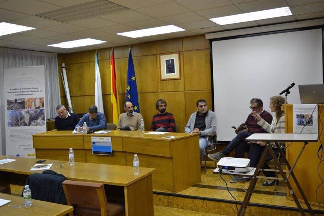 Jornada 'A madeira é presente e futuro' organizada por la Xunta