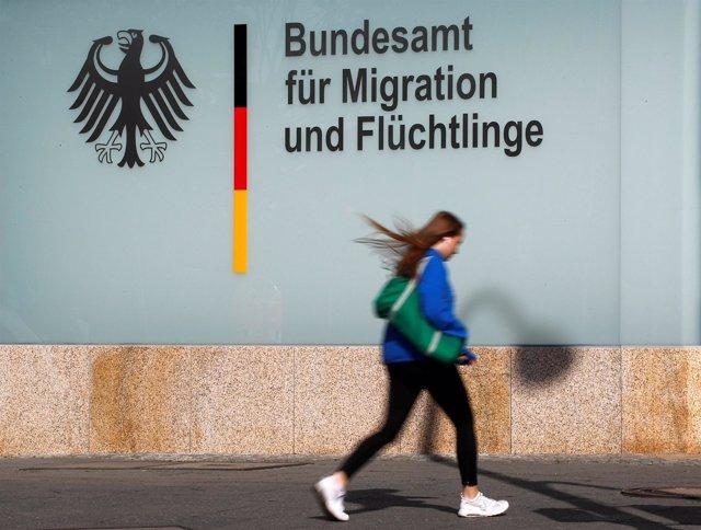 Oficina Federal de Migración y Refugiados en Berlín