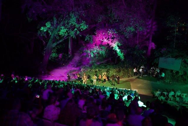 Hara el musical selva llega a Granada Málaga Madrid 2018 música espectáculo arte
