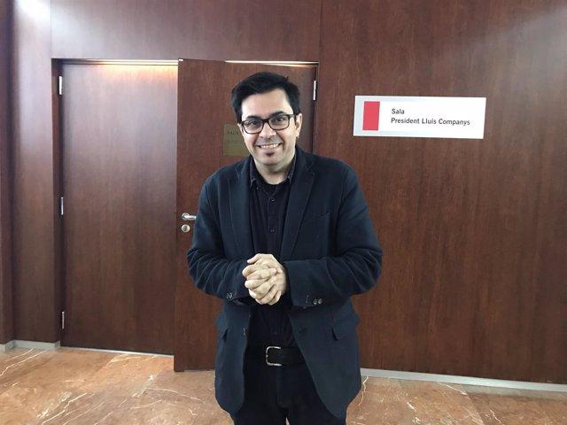 El primer teniente de alcalde Barcelona, Gerardo Pisarello