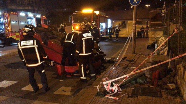 Atropello en Alcalá de Henares