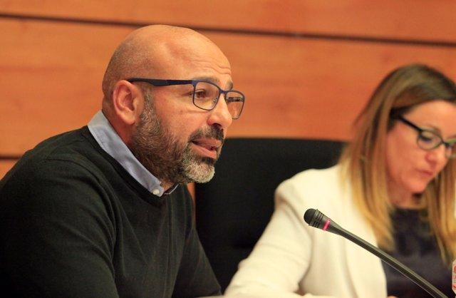 José García Molina y María Díaz, Podemos