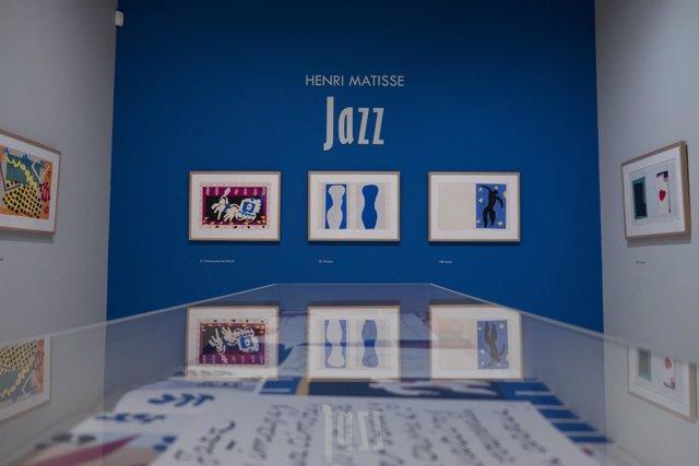 Henry Matisse jazz exposición iturrino carmen thyssen málaga museo cultura