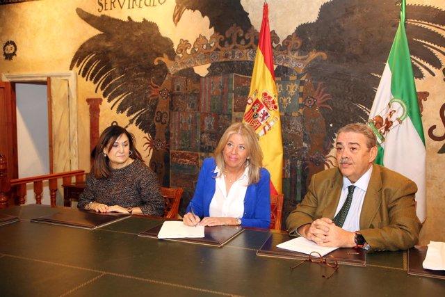 Cesión al Aytoi de Marbella de inmueble junto al museo grabado español cultural