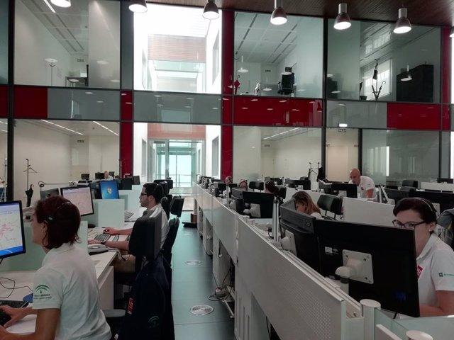 Sala de Emergencias 112