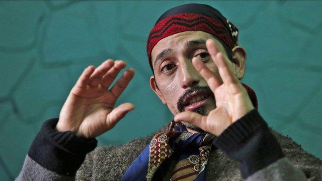 Líder mapuche Facundo Jones Huala