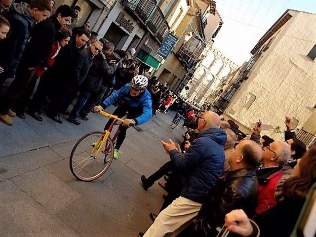 Julio Martín gana la Carrera del Pavo por sexto año consecutivo