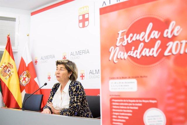 Ayuntamiento de Almería ofrece una Escuela de Navidad