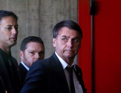 Bolsonaro asegura que su Gobierno revocará las normas que interfieran en el desarrollo y que solo sirvan para recaudar