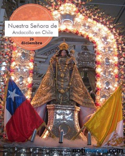 26 de diciembre: Nuestra Señora de Andacollo en Chile, ¿por qué se celebra hoy?