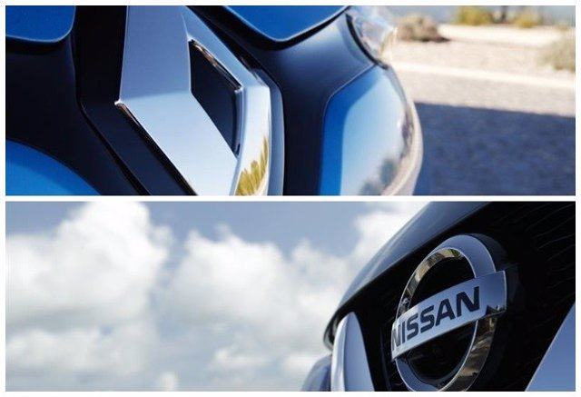 Collage Renault Nissan