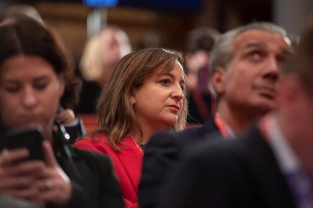 Iratxe García, PSOE